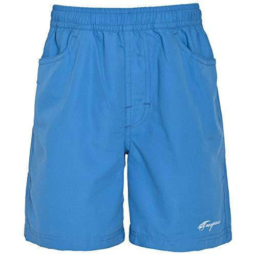 Trespass Chips - Pantalones Cortos de Surf para niño, niño, MCBTSHD10005_SBE2/3, Mare BLU, 2-3Y