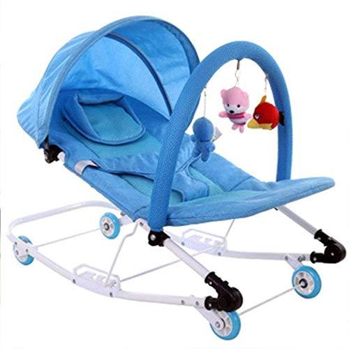 Schommelstoel Verhoog de wieg van kinderen Bed Cadeau Lente Zomer Herfst en Winter Seizoenen Universele Swing Comfort Chair