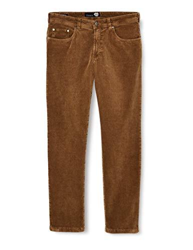 Atelier GARDEUR Herren Nevio-1 Straight Jeans, Beige (Dunkelbeige 021), 35W/34L