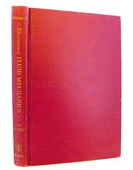 Hardcover Elementary Fluid Mechanics Book