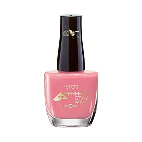 Astor Perfect Stay Gel Shine Vernis, couleur 621 Dreamy Berry, lot de 1 (1 x 12 ml)