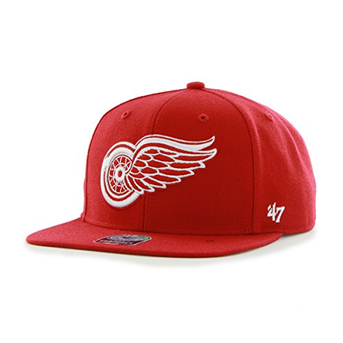47 NHL Sure Shot Detroit RED Wings red
