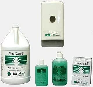HealthLink AloeGuard Antimicrobial Soap Wall Dispenser for HL-7720