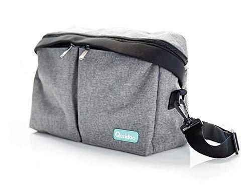 Qeridoo Tasche für Schiebegriff Kinderfahrradanhänger oder zum Umhängen
