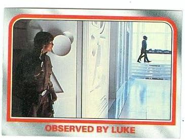 Star Wars Empire Mail order Strikes Back trading #99 card Topps 1980 Overseas parallel import regular item Observ