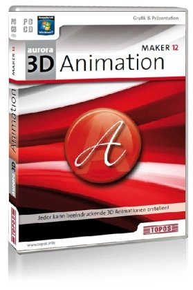 Aurora 3D Animation Maker 12