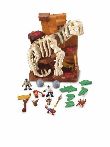 Fisher-Price Imaginext Lost Creature Playset
