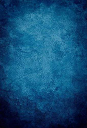 Azul Claro Gradiente Color sólido Superficie de la Pared Fantasía Bebé Patrón Fotografía Fondo Fotografía Telón de Fondo Estudio fotográfico A8 9x6ft / 2.7x1.8m