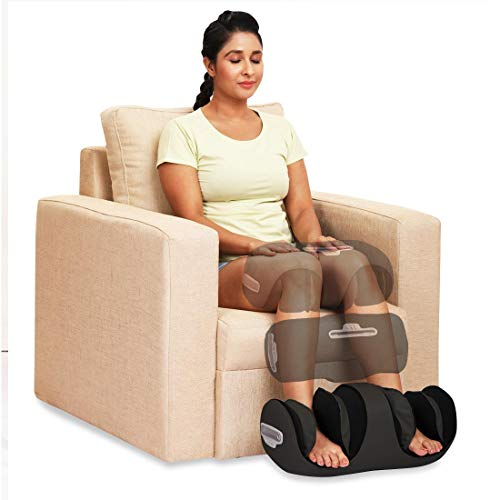 JSB HF156 Wireless Rechargeable Foot Massager Machine for...