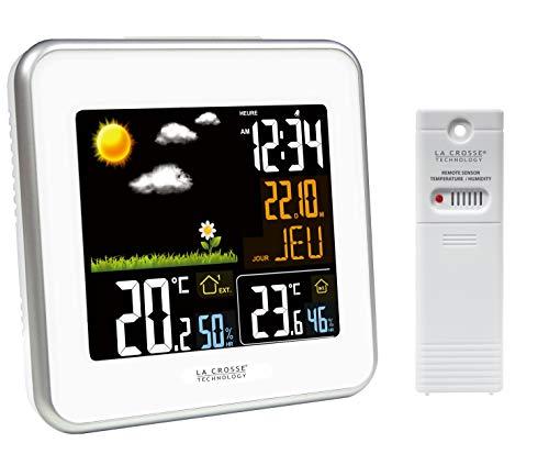 Station météo La Crosse Technology WS6821-A-WHI