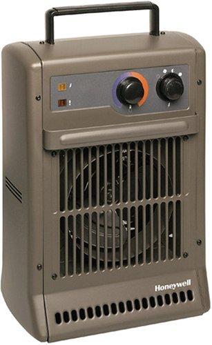 Honeywell CZ-2104E Turbo Riscaldatore, 2500 W, Grigio
