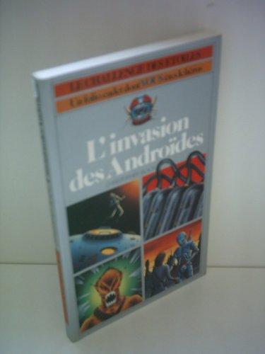L\'Invasion des Androïdes (Folio Cad Class)
