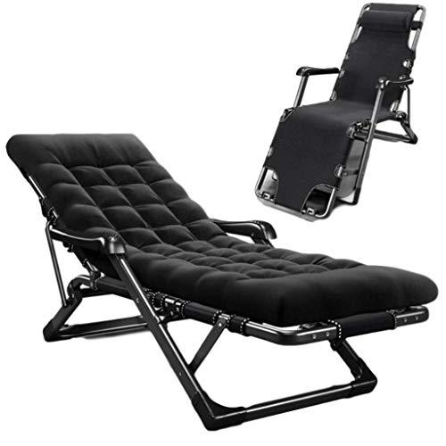 YLJYJ Sillón para Exteriores, sillones reclinables Ajustables, Muebles de Patio, sillones reclinables Plegables para la Piscina de la Playa, Soporte para sillón de Patio de 353 Libras