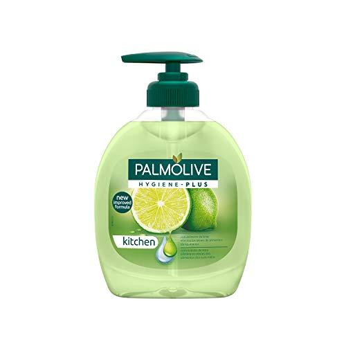 Palmolive Seife flüssig geruchs-neutralisierend Limetten-Extrakt, 2er Pack (2 x 300 ml)