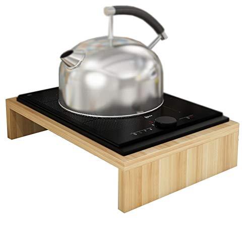 Couvercle de cuisinière à gaz Naturel, Support de cuisinière à Induction, Couverture de Plaque de Cuisson, Support d'ustensiles de Cuisine, Couleur:D