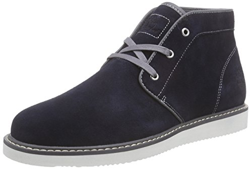 Timberland Herren Newmarket PT Chukka Boots Blau (Navy Suede) 45 EU