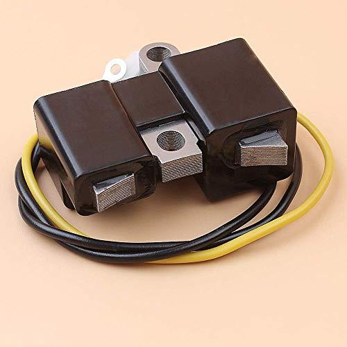 HaoYueDa Módulo de Bobina de Encendido Magneto sección Antigua Compatible con Motosierra Husqvarna 51 55 61 66162250254266268272 (Modelos Antiguos)