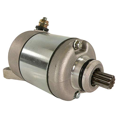 New DB Electrical SMU0405 Starter Compatible with/Replacement for Honda TRX450ER ATV 2006-2014 31200-HP1-601