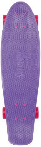 Penny Nickel pre built complete Purple/pink Length:27 inches