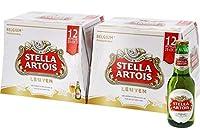 Un big pack de 24 bières Stella Artois à prix cassé ! Pour une livraison sans casse, il se peut que nous reconditionnions les bouteilles dans un carton plus solide. Une bière de type lager, best-sellers dans le monde des bières et apprécié dans plus ...