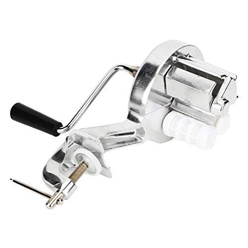 Langgriff-Nudelmaschine, Nudelmaschine, arbeitssparendes Silber für Küchenzubehör zu Hause