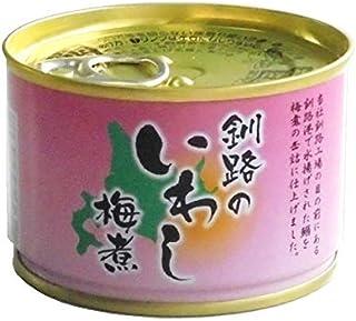 マルハニチロ北日本 釧路のいわし梅煮 150g ×12個