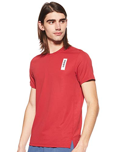 adidas Herren T-Shirt Brilliant Basics Active Maroon XS