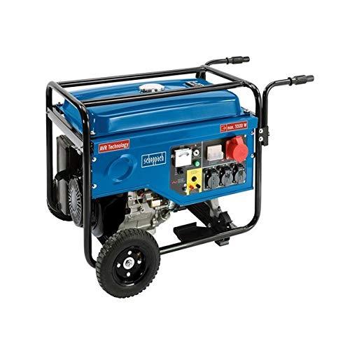 scheppach Stromgenerator SG7000 - 13PS/5,5 kW