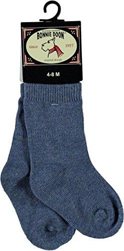 Bonnie Doon Jungen Socken, Blau, Größe 35-38
