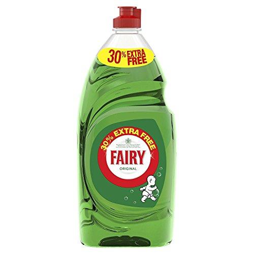 Fairy Original Washing Up Liquid Green With Liftaction 1150ml