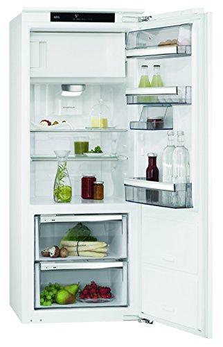 AEG SFE81426ZC Kühlschrank / Einbaukühlschrank mit Gefrierfach / 115 l Kühlraum / 14 l 4-Sterne Gefrierfach / 59 l 0 °C-Kaltraum für langanhaltende Frische / Klasse A++ / Einbau-Höhe: 140 cm