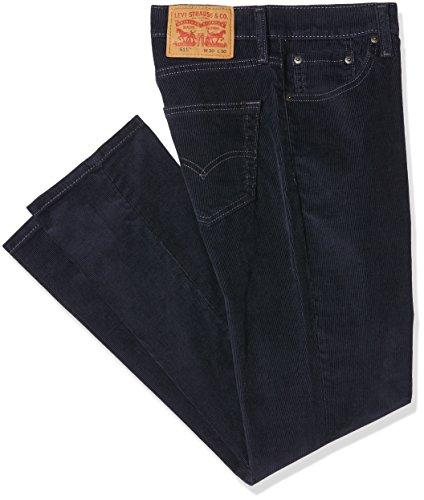 Levi's Men's 511 FIT Slim Jeans, Blue (Nightwatch Blue 14w Cord Wt 2036), 29W/34L