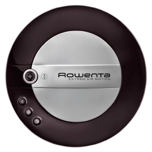 Rowenta Extreme Air Motion Iconic Black - Robot aspirador (f