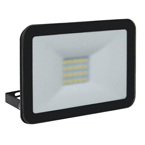 ELRO LF5020 LED Buitenlamp Slim Design - 20W / 1600lm - Zwart