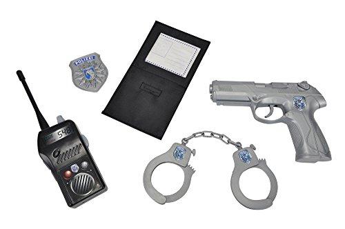 Simba 108102669 - Equipamiento básico de policía de