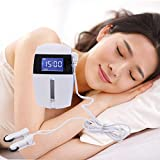 ZHJNBY Dispositivo di Aiuto del Sonno, CES Insomnia Sleep Anti Sleep Elettroterapia Alpha per Ansia e Depressione Cure Emicrania