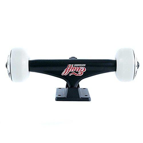 Enuff Skateboard-Rollen, Kugellager und Schrauben und Griptape-Achsen 5,5 für 20,3cm und Aufsatzmontage