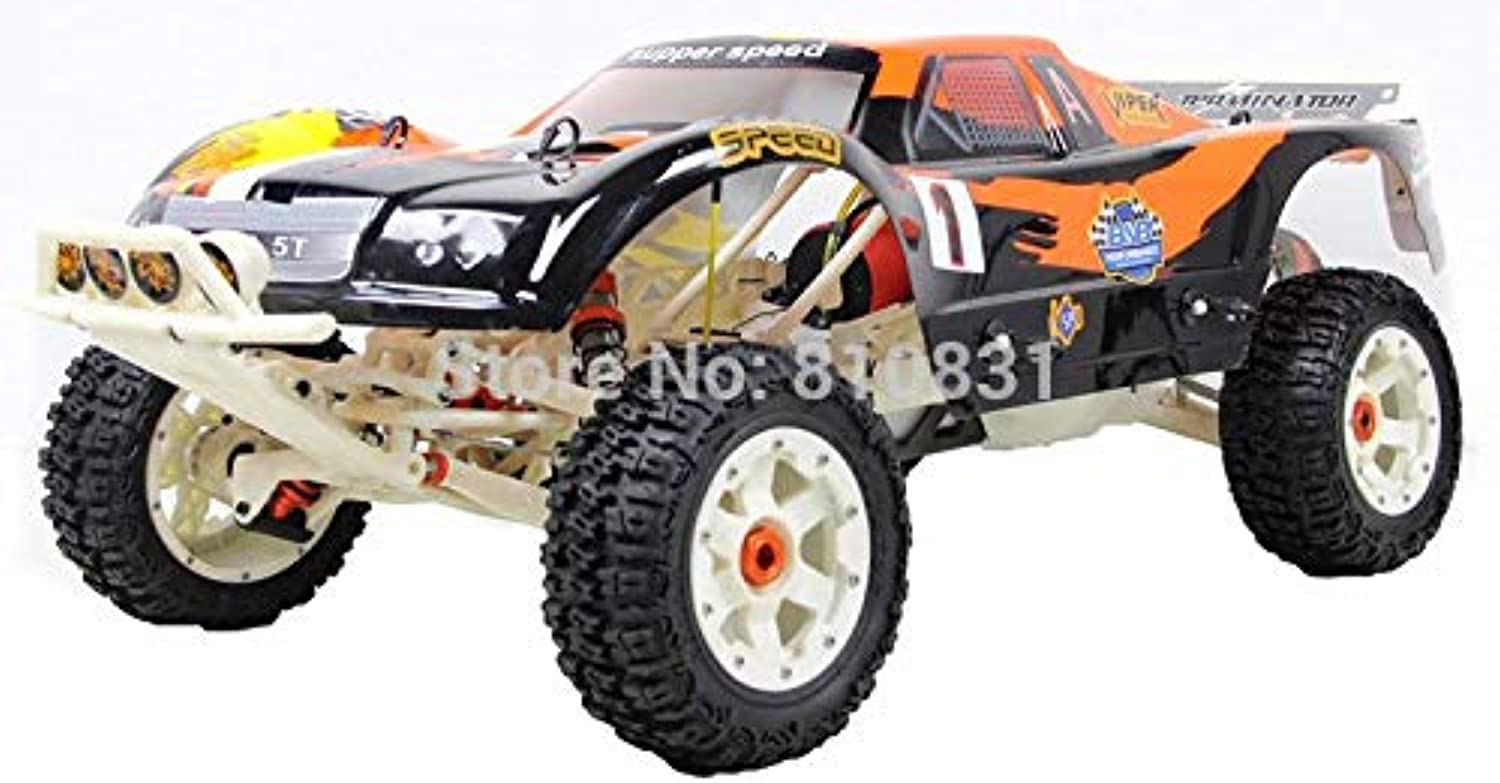 Generic FreeShipping Baja 290T 1 5 Scale Alloy and Nylon 29cc Baja 5T CAR 290T Warbro and NGK