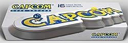 Incluye 16 de los mejores juegos de Capcom de la época dorada de los juegos árcade Los dos sticks premium y la configuración de los botones permite jugar a sus juegos de la forma que fueron concebidos para ser jugados Experiencia de juego árcade para...