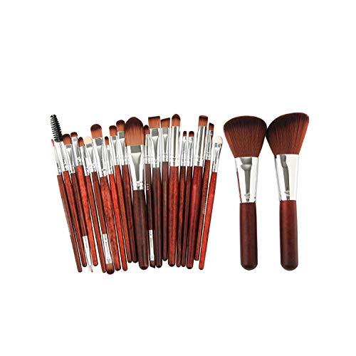 Lot de 22 pinceaux de maquillage