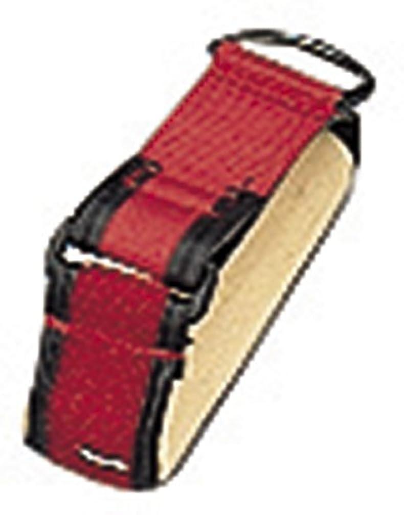 掃く平和的イソギンチャク万能カフ 木付き H-2赤(貫通式)