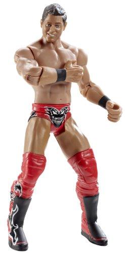 WWE - THE MIZ - Harponnage - figurine - FLEXFORCE - World Wrestling Entertainment - Mattel