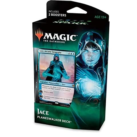 MagicCorner MTG War of The Spark Planeswalker Deck - Jace (ENG)