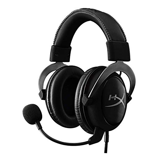 HyperX KHX-HSCP-GM Cloud II - Cascos de Gaming
