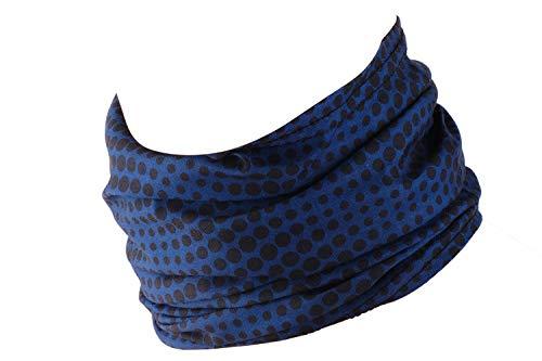 Hilltop chusta wielofunkcyjna, chusta na szyję, bandana, fajne wzornictwo w modnych kolorach, dla kobiet i mężczyzn