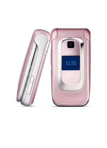 Telefono cellulare Nokia 6085Pink