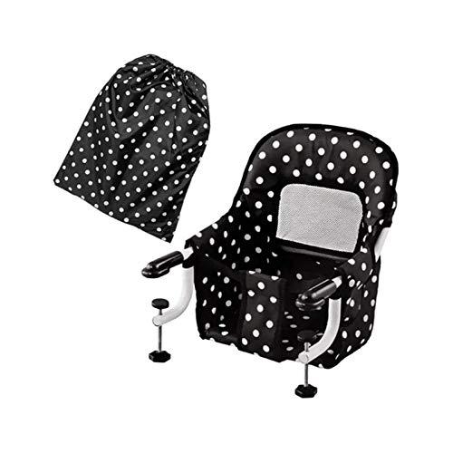 Gancho plegable del bebé en el asiento, silla de Fast tabla, Snack...