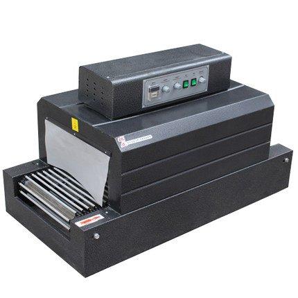 220V/380V.50hz termica Shrinking Packaging Machine gallerie per tappi di bottiglia, plastica PE Label, can