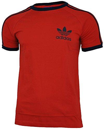 Adidas Sport Essentails t-shirt XL red