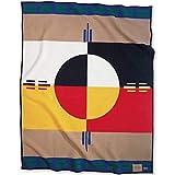 Pendleton Wool Blanket, Elders/Circle of Life, One Size